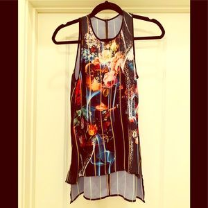 Clover Canyon Top size XS